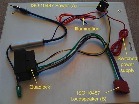 installing a sony cdx dab700u car radio in a vauxhall corsa d