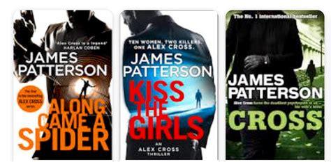 Alex Cross Novels the vs alex cross book review everywhere