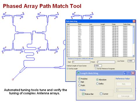 phased array antenna paa by cad design software