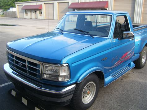 95 Ford F150 by South Central 95 Flareside Iii Ford F150 Forum
