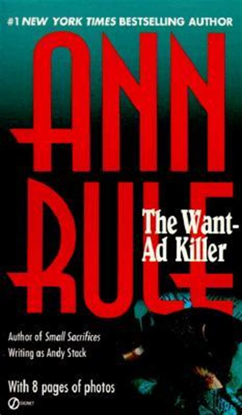 the want ad killer by rule reviews discussion