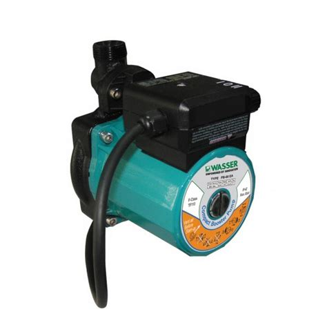 Mesin Pompa Booster Wilo Pb 088 Ea wasser pb 60 ea