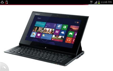 Tablet Yang Bisa Jadi Laptop tekno el wahaby sony vaio bisa jadi tablet bisa jadi laptop