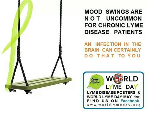 different mood swings lyme and mood swings lyme disease pinterest swings