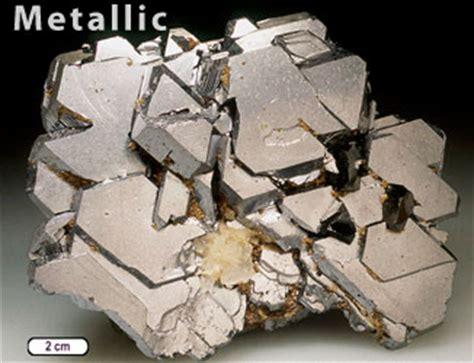 Metalic Lustres luster mineralogy4kids