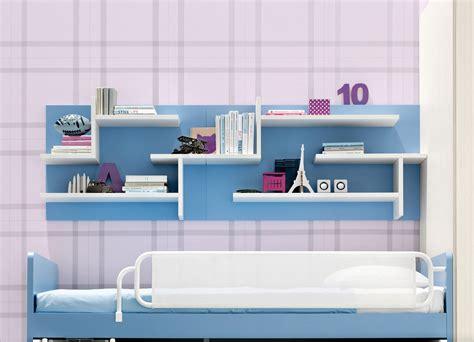 mensole colorate per camerette mensola modulare con pannello bael homeplaneur