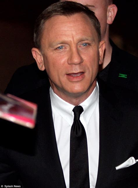 Daniel Craig Admits He Had To Use Stunt Doubles Packing Stunt Penises For His In New Bond by Backseat Bond Daniel Craig Admits He Does Not Do His Own