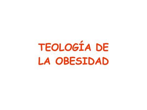 codigo de la obesidad teolog 237 a de la obesidad