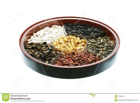 new year seeds new year snacks assorted seeds and nuts royalty