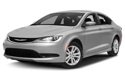 Chrysler Sedans New 2017 Chrysler 200 Price Photos Reviews Safety