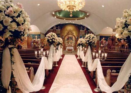 Church wedding decoration ideas on Pinterest   Pew