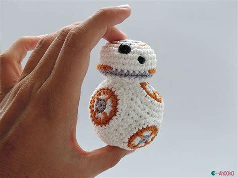 pattern amigurumi bb8 bb8 crochet pattern by ahooka crochet toys pinterest