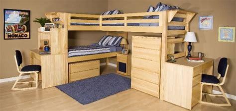 Triple Bunk Bed Design Ideas Home Design Garden Lindy Bunk Bed Plans