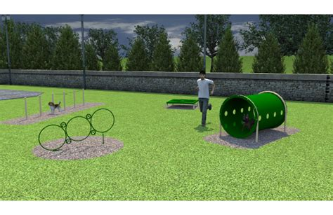 bandos agility course information the full wiki small dog course dog agility equipment american parks