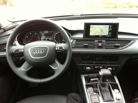 Audi A6 Bj 2012 by Audi A6 Cockpit