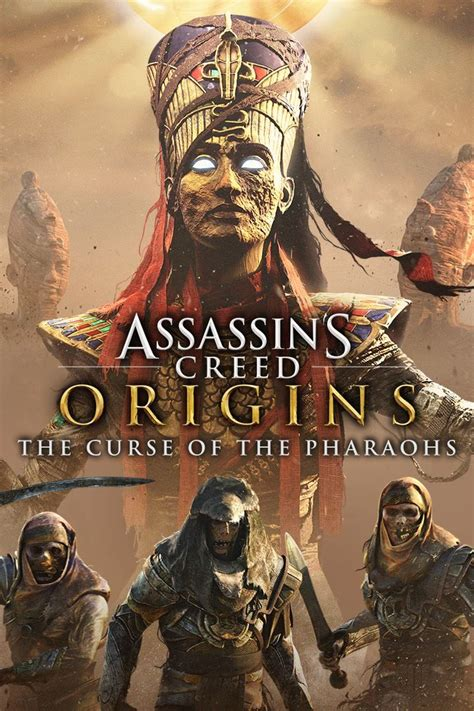 assassins creed origins 2018 1531901077 assassin s creed origins the curse of the pharaohs for xbox one 2018 mobygames