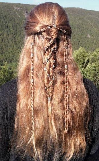 men braid medieval viking braids