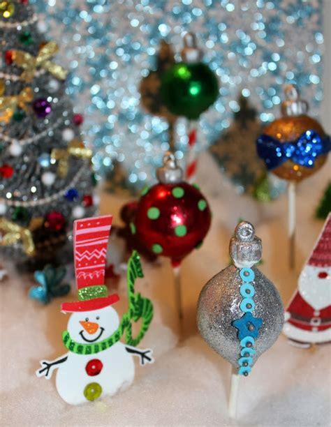 christmas ornaments cake pops pint sized baker
