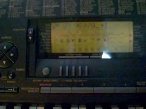 Lcd Keyboard Yamaha Psr 620 yamaha psr 620