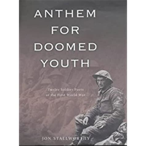 amazon in buy anthem for a doomed youth poster book