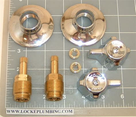 Sterling Shower Faucet Parts by Sterling Shower Repair Kit Locke Plumbing