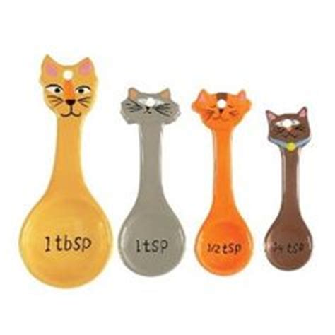 1 x ceramic cat measuring cups baking bowls 1000 images about measuring cups spoons on