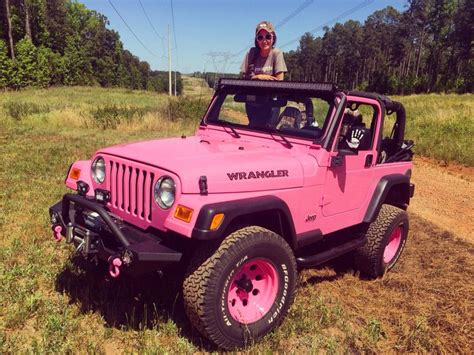 cool pink jeep best 25 pink jeep ideas on jeep pink jeep