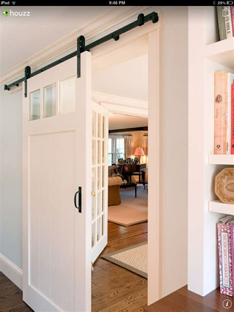 barn door hardware decorating ideas