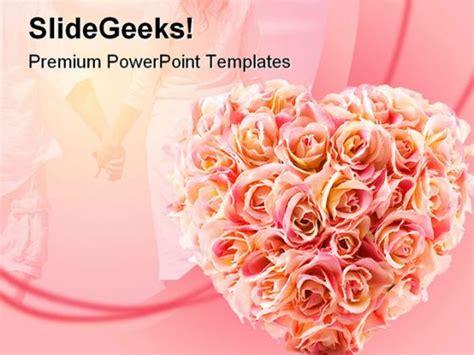 Flowers Wedding Powerpoint Template 0610 Powerpoint Wedding Template