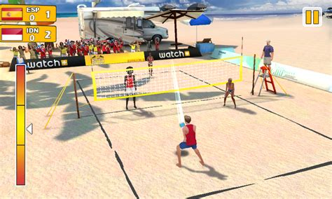 game volleyball android mod beach volleyball 3d android apps on google play