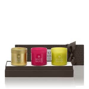 Candle Gifts Molton Brown 174 Limited Edition Scented Candle Gift Set