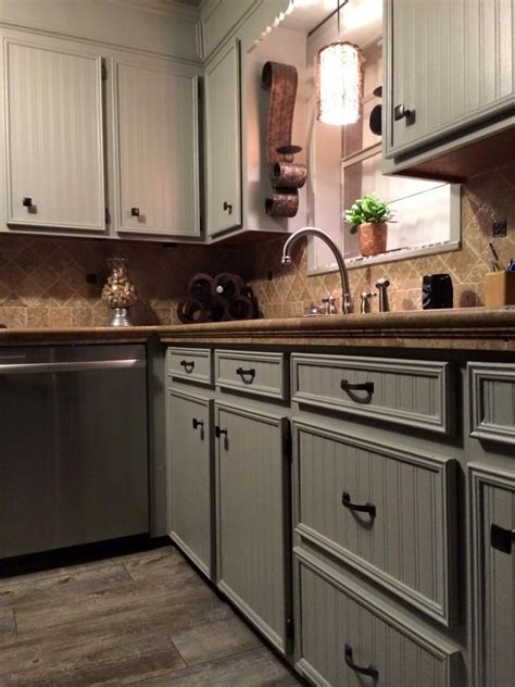 valspar metallic paint on kitchen cabinets popular