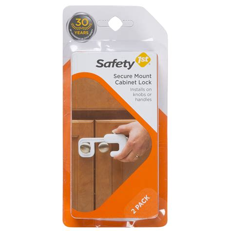 safety cabinet lock amazon com safety 1st securetech cabinet lock child
