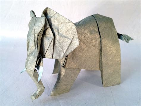 Money Origami Elephant - 17 best images about crafts elephants on