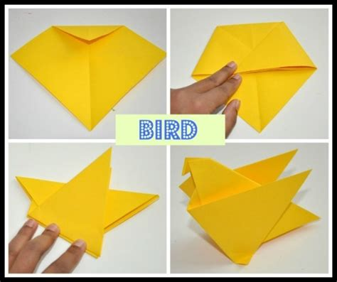 tutorial origami merpati 116 best images about origami birds on pinterest origami