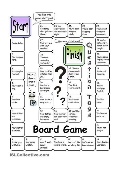 printable games english grammar 106 best esl board games and speaking activities images on