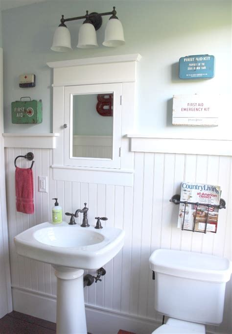 farmhouse bathroom creating a beautiful bathroom with farmhouse design