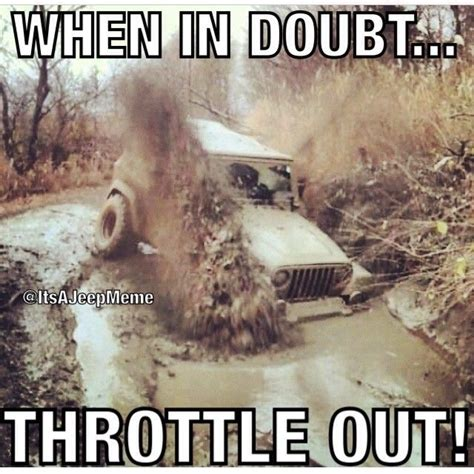 jeep stuck in mud meme 60 best images about jeep memes on jeep