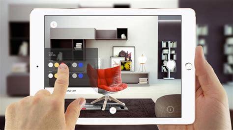 augmented reality home design app design 3 0 the furnishings hi tech era begins an