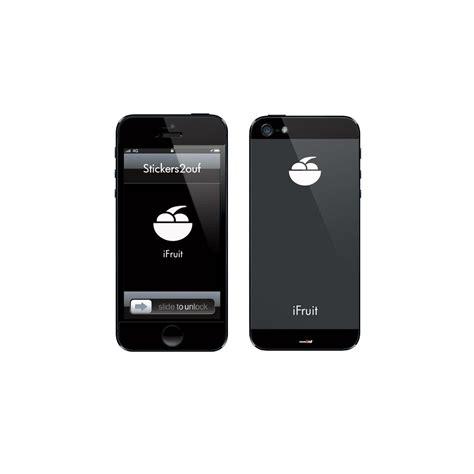 Sh103 Iphone 5 5s Fruit skin ifruit iphone 5 et 5s apple