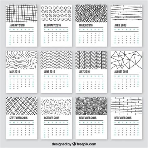 Lounge72 Pdf Calendars by 20 Free Printable Calendars For 2016 Yearly Calendar