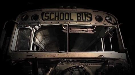 film ghost bus the haunted school bus at a petrified forest youtube