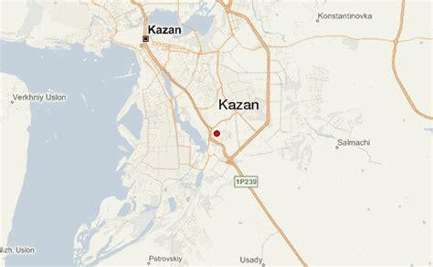 maps kazan russia kazan location guide