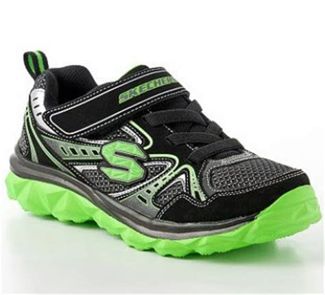boys athletic shoes clearance kohl s boys skechers hustle athletic shoes 15 99 was