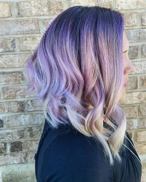 amethyst hair color 16 bold and trendy geode hair color ideas styleoholic