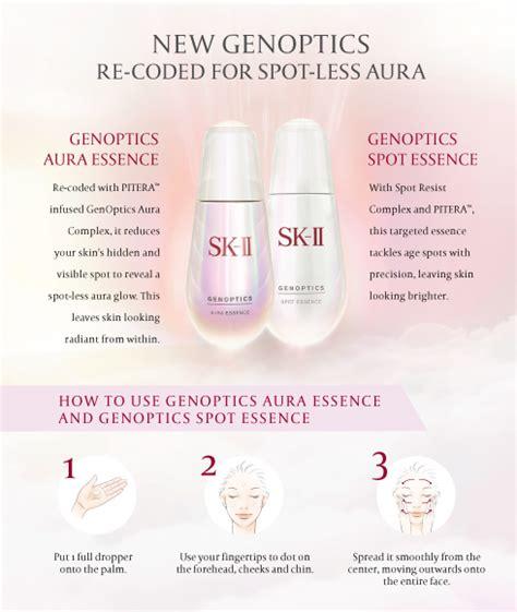 Sk Ii Genoptic buy ready set glow sk ii genoptic spot essence 50ml for