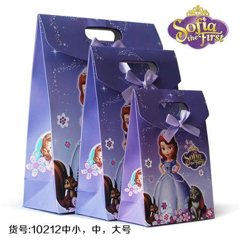 sofia the gift wrap free shipping 6 x sofia the princess handbag gift
