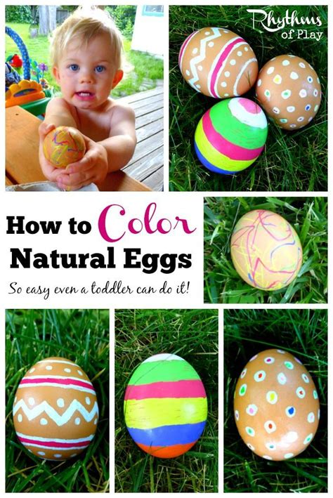 can you color brown eggs how to color brown eggs for easter brown