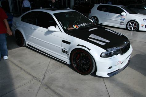 Modified Bmw Compact E46 by Modified Bmw E46 M3 Sema 2008 1 Madwhips