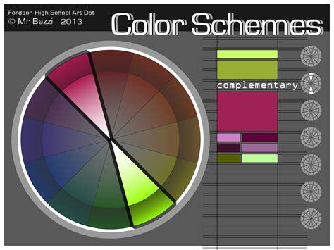complimentary paint color schemes color schemes bazzi art
